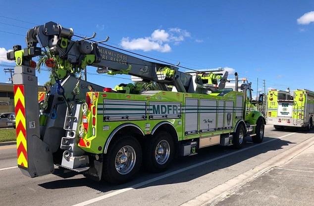 bomberos de España