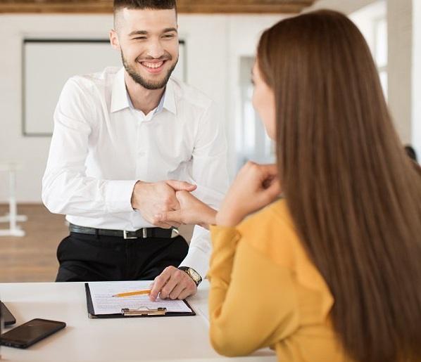 características de una entrevista de trabajo