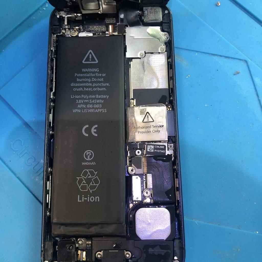 técnicas para reparar móviles y tablets