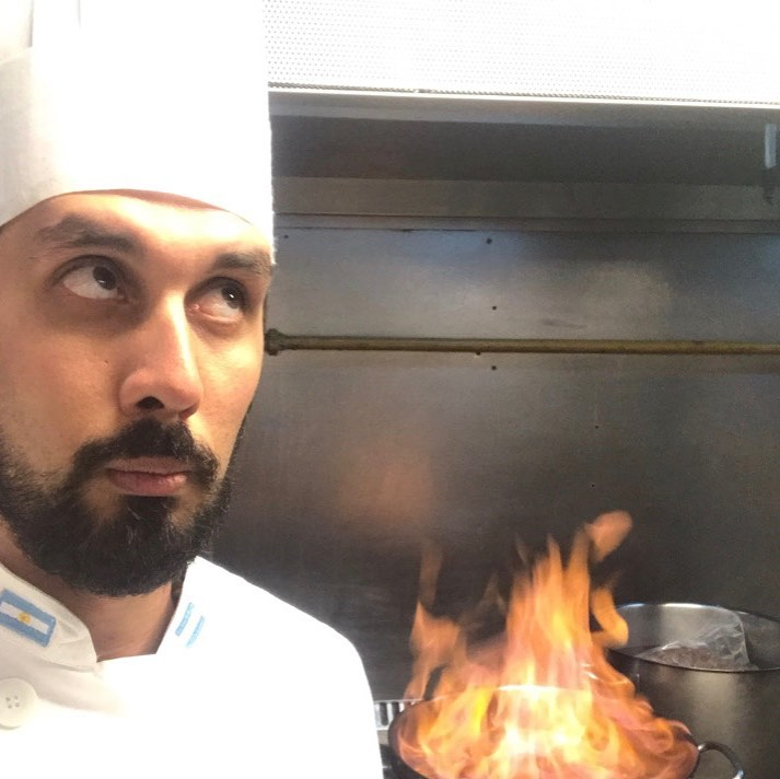 academias de cocina