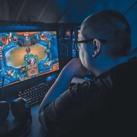 programar videojuegos