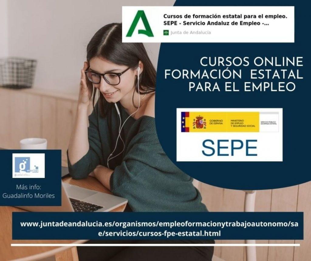 Los Cursos Online Del Sepe Gratis Web Empleo
